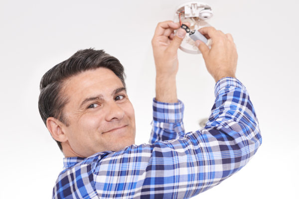 When was the last time you changed your smoke alarm batteries?